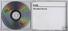 R.E.M. Man-Sized Wreath UK 1-trk promo CD Jacknife Lee