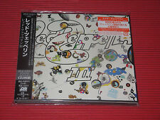 2014 REMASTER LED ZEPPELIN  III   JAPAN DIGI SLEEVE 2 CD DELUXE EDITION