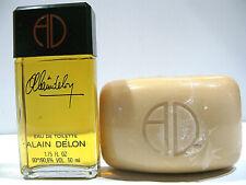NO BOX PROFUMO UOMO + SOAP ALAIN DELON 50ML EAU DE TOILETTE POUR HOMME FOR MAN