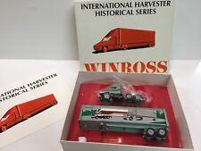 Winross International Harvester Historical series 2575 Lco & 8300 Diecast