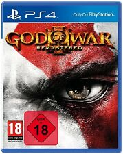 God of War 3 Remastered - PS4 Playstation 4 Spiel - NEU OVP