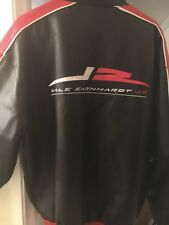 Dale Earnhardt Jr. black and red racing jacket size XXL.Snap On Tools , MacTools