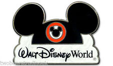 Disney Pin: WDW - Walt Disney World Resort Ear Hat Logo (New/Card)
