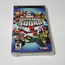 Marvel Super Hero Squad (Sony PSP, 2009)