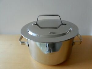 Midas Ice Cream Maker,  Non-electric, Stainless Steel, 1Litre, Excellent