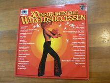 LP RECORD VINYL PIN-UP GIRL 30 INSTRUMENTALE WERELDSUCCESSEN 2 LP SET