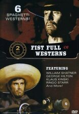 Fist Full of Westerns [New DVD] Collector's Ed, Tin Case