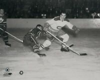 Maurice Richard Montreal Canadiens UNSIGNED 8x10 Photo