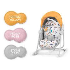 Kinderkraft Babywippe UNIMO 2020 5in1 Wiege Liegeposition Klappbar Spielzeugen