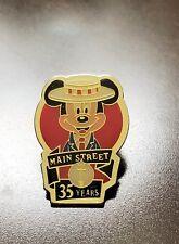 Disney PWP 35 Years of Disneyland Mickey Main Street, NIP - 1990