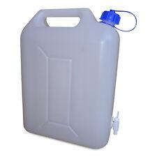 Hahn Ausgießer 20 L Campingkanister Wasserkanister Getränkekanister Kanister