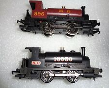 Hornby 0-4-0 Pug Locos x 2 Unboxed VGC Good Runners Lot 2