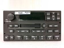 Navigator 00-02 cassette radio w/ Rds.Oem original stereo.Factory remanufactured