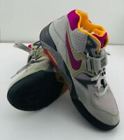 Nike Air Force 180 Premium Grey /Rave Pink (313555 061)size 10.5