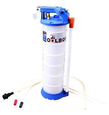 Motor Öl Absaugpumpe 7 L Bremsenentlüftungsgerät Kfz Werkzeug Druckluft Pumpe