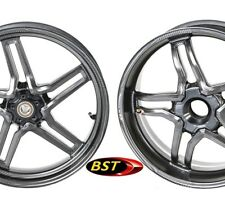 BST Rapid TEK Carbon Front Rear Rims Wheels Ducati 1199 1299 1299R V4 Panigale