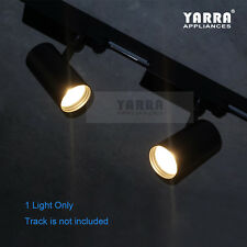 LED Track Spot Light 30W 3000K With Flexible Adjustable Angle Black