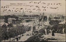 RUSSIA - UKRAINE 1905 PC Postcard Kharkov Charkov - Winterthur vue générale RARE