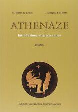 9788895611495 Athenaze. Introduzione al greco antico. Con espans...o classico: 1