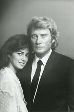 JOHNNY HALLYDAY 1981 VINTAGE PHOTO ORIGINAL #4