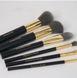 BDB Billion Dollar Brushes Pro Brush Charcoal Infused Essential Kit MSRP $62