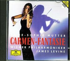 Anne Sophie MUTTER violin recital CARMEN-FANTASIE James LEVINE