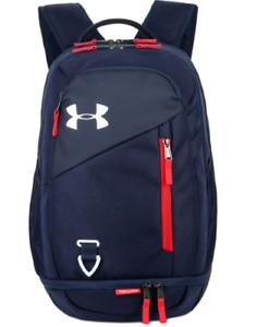 2021 Under Armour Hustle 4.0 Storm School Sports Backpack Laptop Book Bag