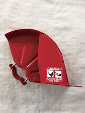 McLane Lawn Edger Metal Blade Guard Complete Part#: 2064  (2042 / 2040)
