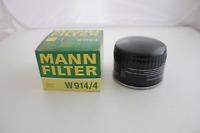 Ölfilter | Mann W 914/4 | Art.-Nr: W9144  OPEL / IRMSCHER / BITTER / AUSTIN