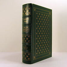 Vanity Fair, William Makepeace Thackeray illustrated 1977 Franklin Full Leather
