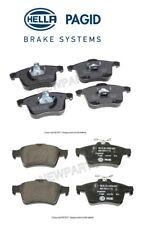 For Saab 9-3 03-06 Front & Rear Disc Brake Pad Set Hella Pagid 93188113/93166942