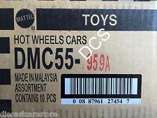 Hot Wheels 1:64 Retro A 2016 BATMAN SUPERMAN 66 BATMOBILE DMC55-959A CASE 10 PC