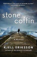 STONE COFFIN - Kjell Eriksson (Hardcover, 2016, Free Postage)