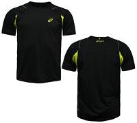 Asics MotionDry Short Sleeve Mens T-Shirt Training Running Top 114525 0904 EE178