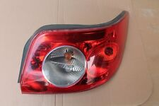 Renault Megane II Cabriolet Rear Light/Rear Light - Rear Right