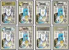 Timbres Rotary Rwanda 925/32 ** lot 25911