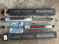"""2 x Jeep Cherokee KJ Rough Country N3  Rear Shock Absorbers Suit 2-3"""" lifted car"""