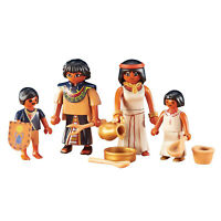 Playmobil Egyptian Family Building Set 6492 NEW Learning Toys