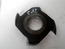 N°C12 molette fers de toupie  ,machine à bois- alésage 50 mm SHAPER CUTTER