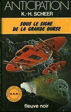Livre Peter RANDA 936 sous le signe de la grande ourse  book