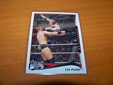 WWE WWF CM PUNK 2014 TOPPS #12