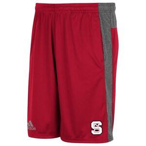 NCAA Adidas Men's Aeroknit Climacool Performance Shorts Collection (S-4XL)