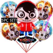 XL COCO MIGUEL Birthday Party Balloon Balloons Supplies Decoration Banner favor