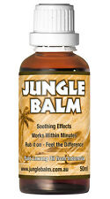 Jungle Balm - 50ml Essential Oil Pain Relief & Free Postage