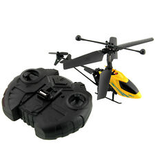 Mini Radio Remote Control Aircraft 2.5CH RC Airplane Quadcopter Helicopter Toy