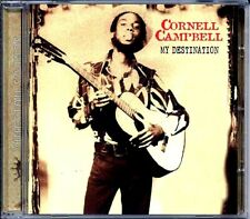 SEALED NEW CD Cornell Campbell - My Destination