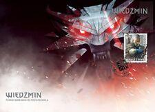 Poland FDC - The Witcher - Wiedźmin -  2016,