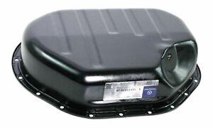 Mercedes Lower Oil Pan w/ Gasket New OEM OM617 Turbo Diesel & M108 M110 M114