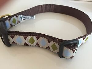 Up Country - Dog Puppy Collar - Made In USA - Royal Flush - XS  M XL XXL