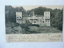 Postal Hameln 1904 Dreyer's montaña jardín